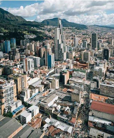 Consigna de Equipaje en Bogota