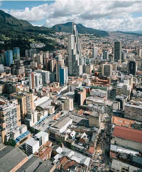 Depósito de Bagagem em Bogotá
