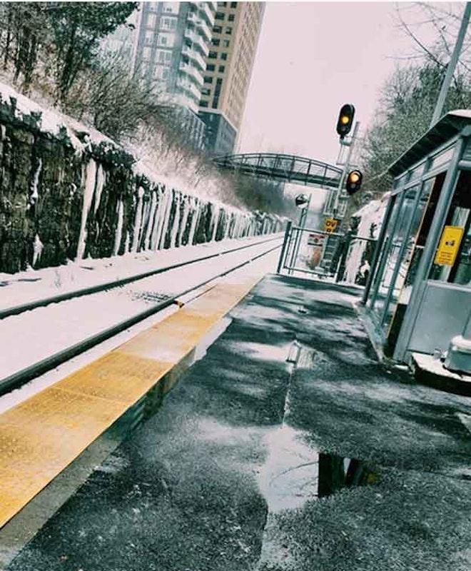 Consignación de Equipaje en Estación de Tren de Ottawa