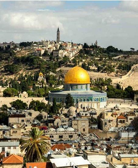 Jerusalem 짐 보관소