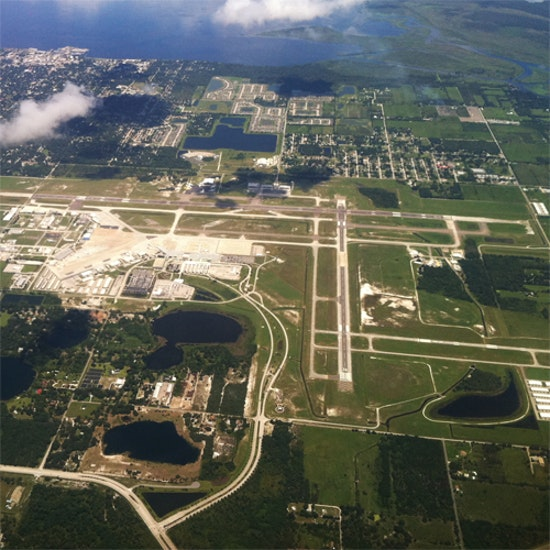 Luggage Storage Orlando International Airport (MCO)