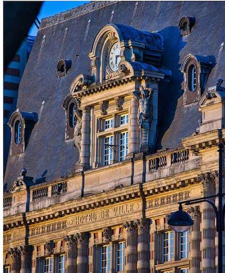 Gepäckaufbewahrung in Versailles