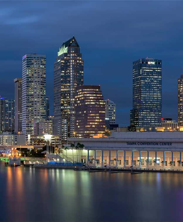 Consigna de Equipaje en Tampa