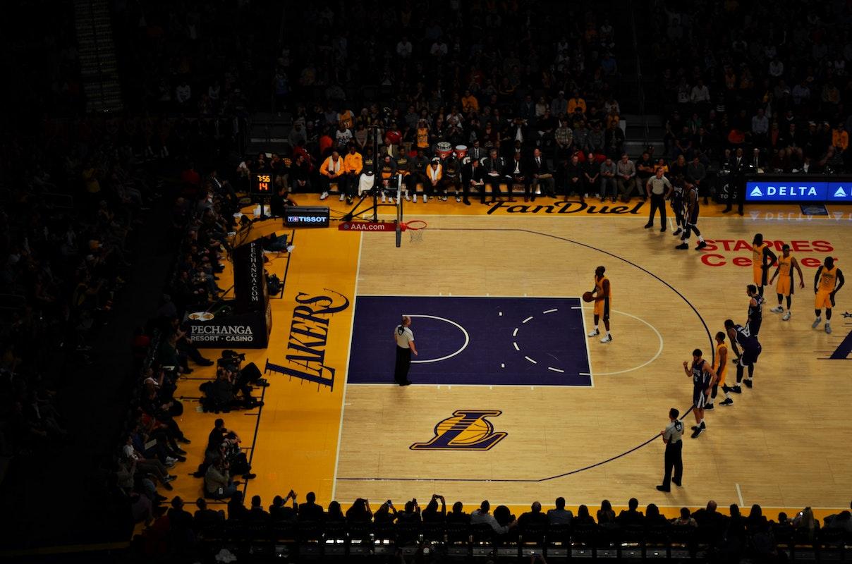 Consignación de Equipaje en Staples Center