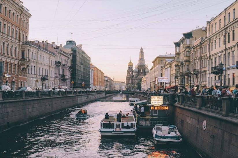 Gepäckaufbewahrung in Sankt Petersburg