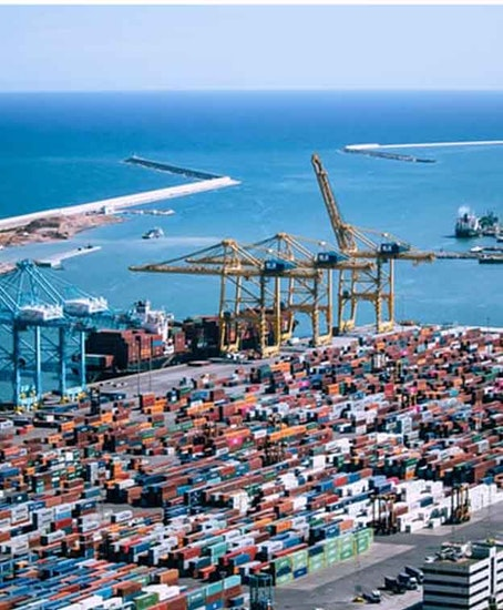 Deposito Bagagli presso Barcelona Port