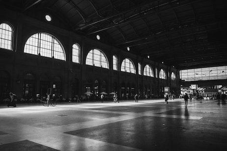 Hauptbahnhof Zürich HB