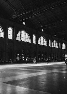Zurich HB Main Station