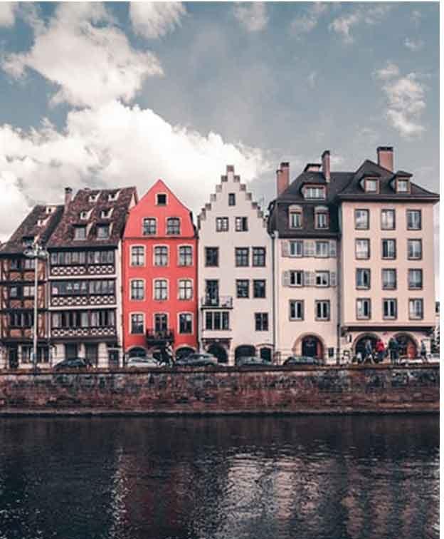 Хранение багажа в Страсбург