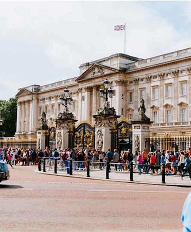 Consigne à bagage sur Buckingham Palace