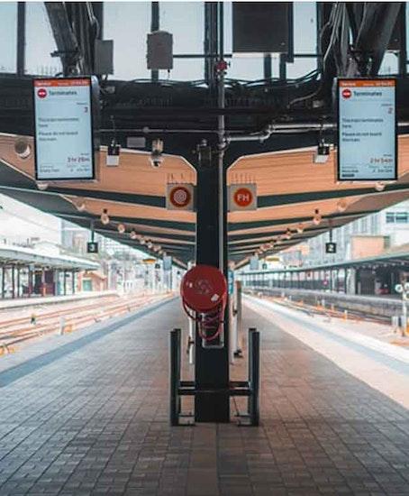 Luggage Storage Sydney Central Station