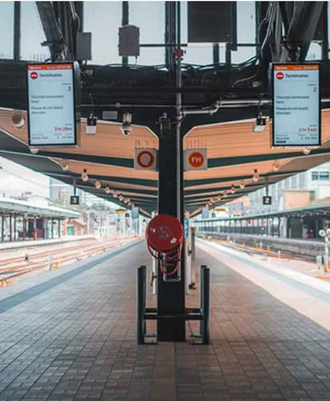 悉尼中央车站 行李寄存