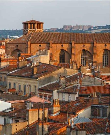 Consigna de Equipaje en Toulouse