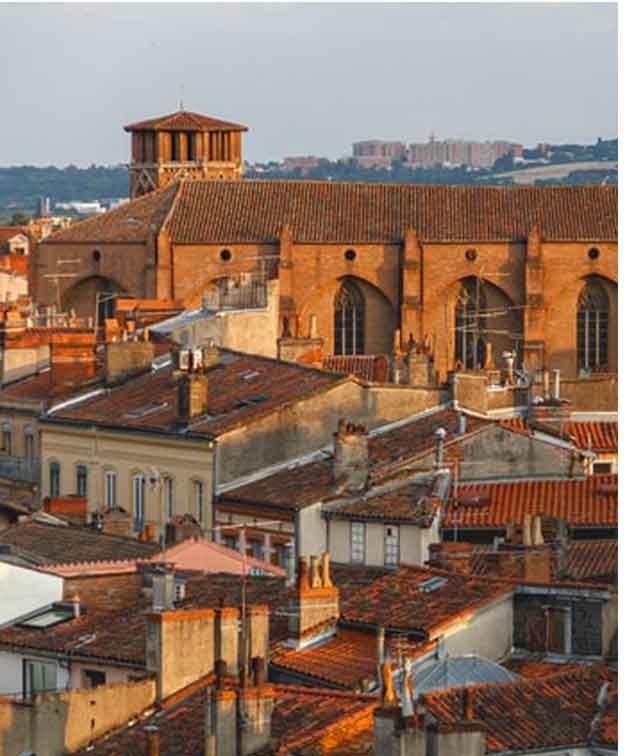 Consigne à bagage sur Toulouse
