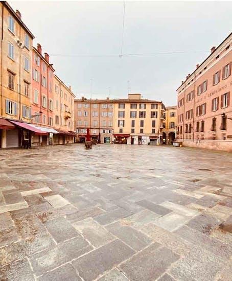 Gepäckaufbewahrung in Modena