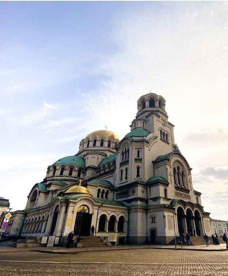 Depósito de Bagagem em Sofia