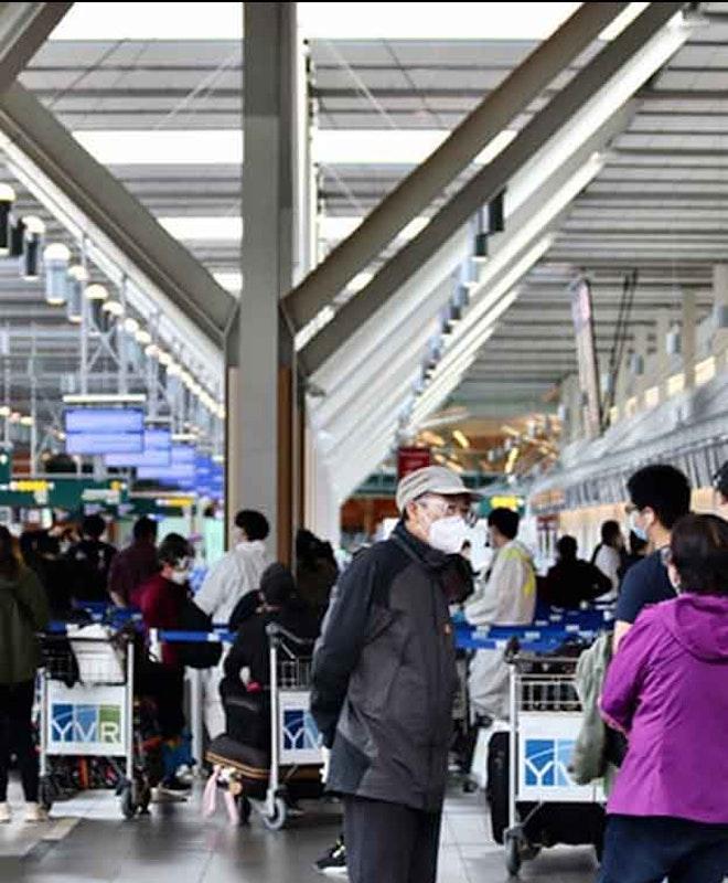 Deposito Bagagli presso Aeroporto di Vancouver (YVR)