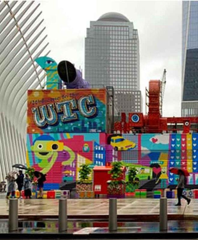 Consignación de Equipaje en World Trade Center