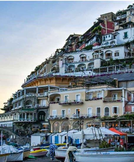Gepäckaufbewahrung in Positano