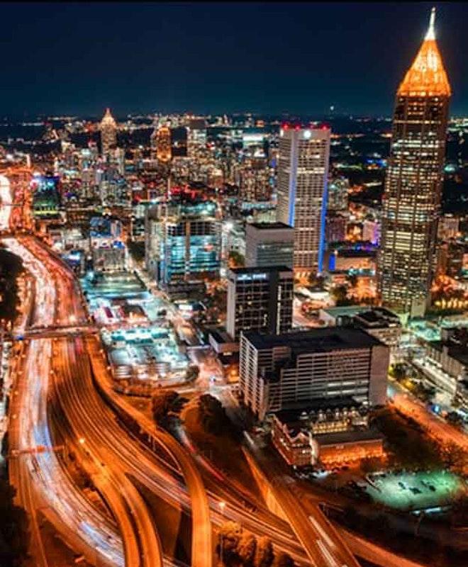 Consignación de Equipaje en Centro de Atlanta