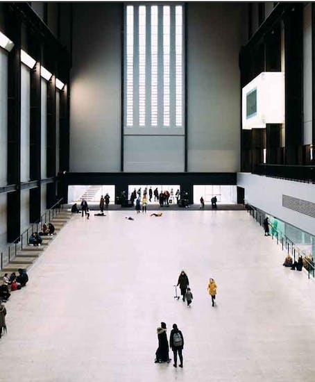 Luggage Storage Tate Modern