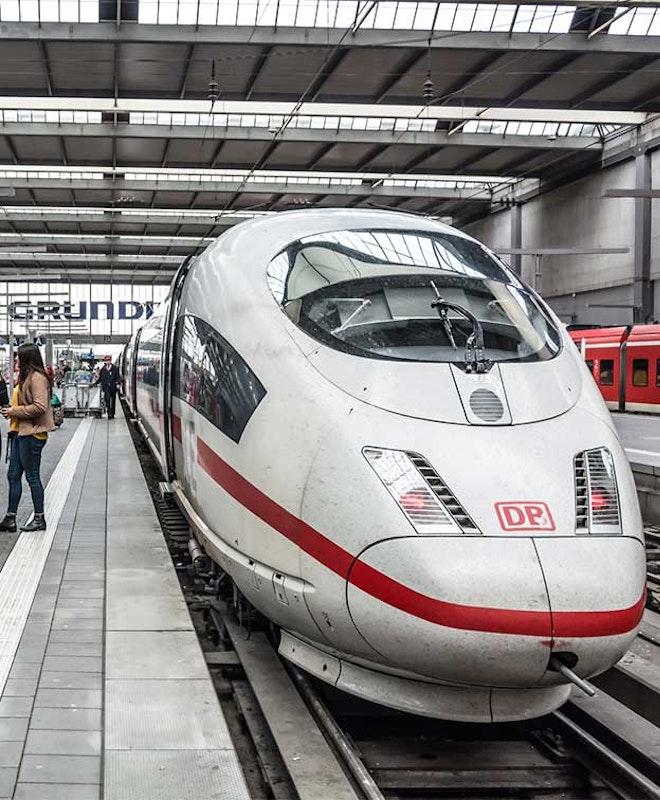 Gepäckaufbewahrung in München Hauptbahnhof