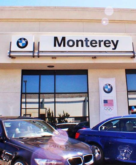 Luggage Storage Monterey