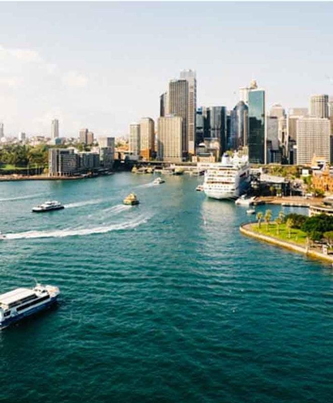悉尼中央青年旅舍 行李寄存