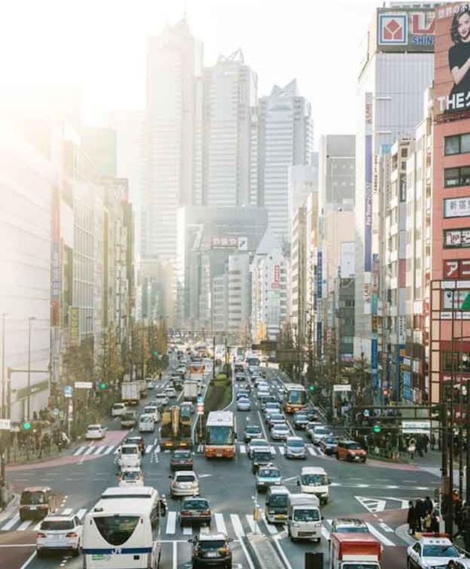 手荷物預かり新宿駅