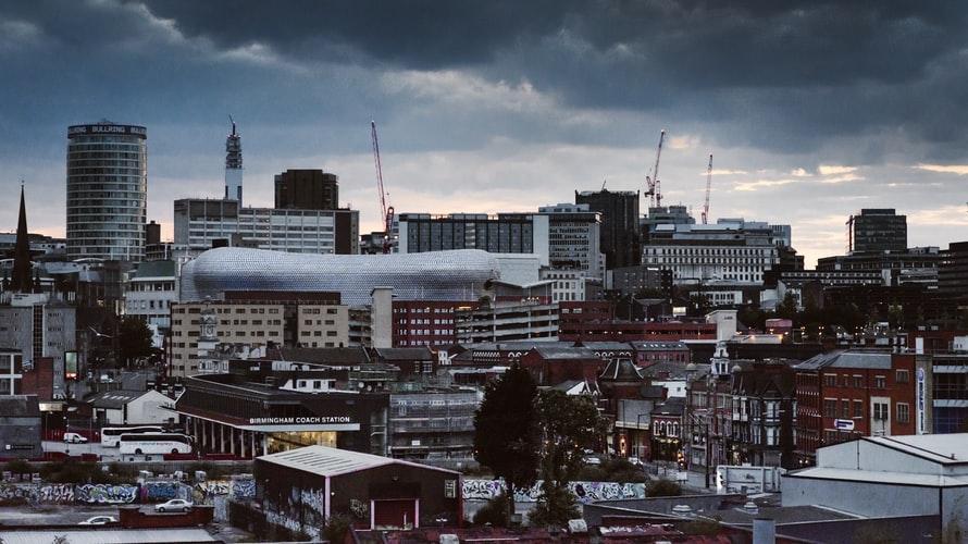 Depósito de Bagagem em Birmingham