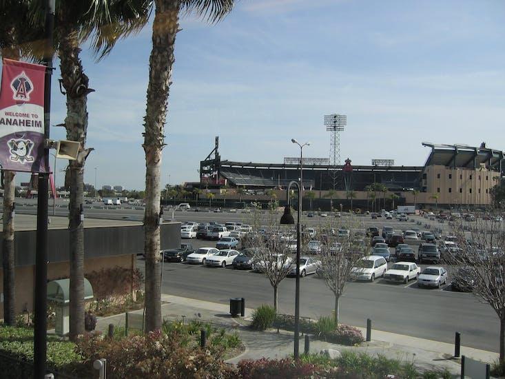 Luggage Storage Angel Stadium Of Anaheim