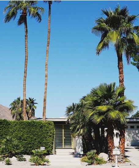Luggage Storage Palm Springs