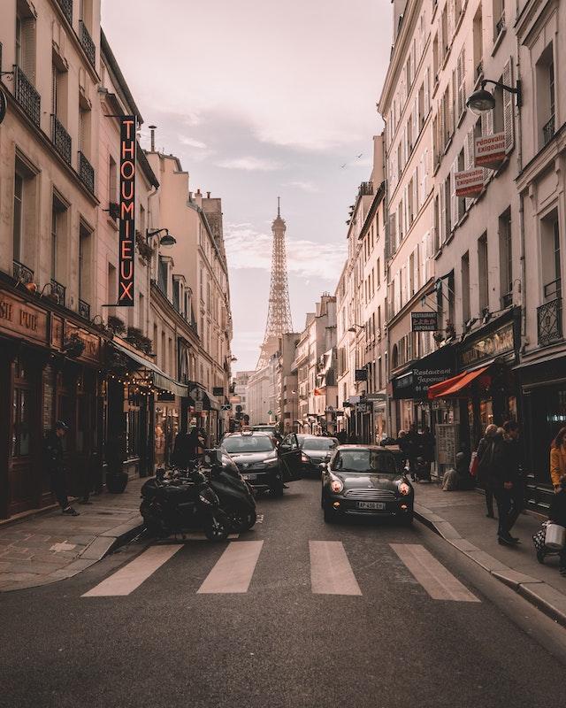 Consigne à bagage sur Saint Michel, Paris