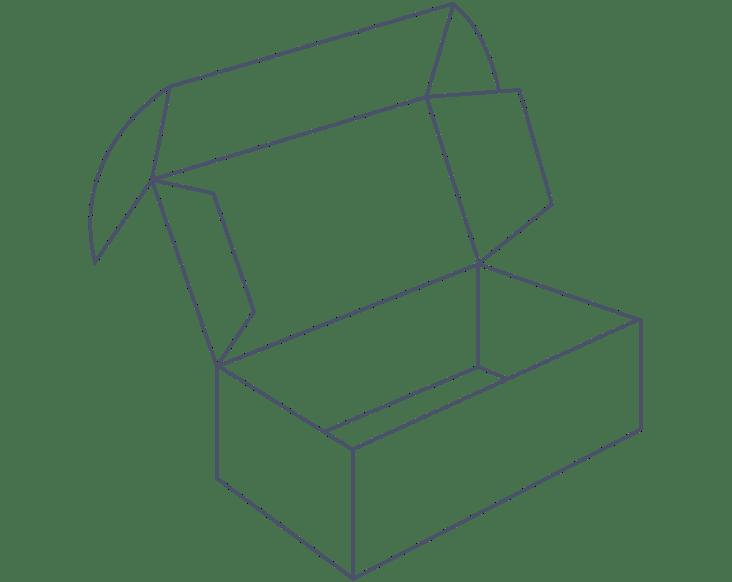 FEFCO 0427 E-commerce Karton