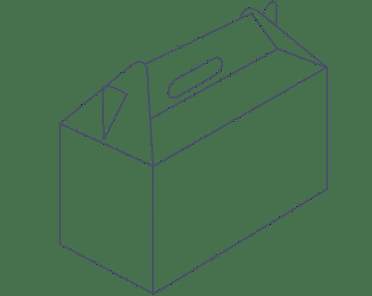 FEFCO 0217 Produktkarton