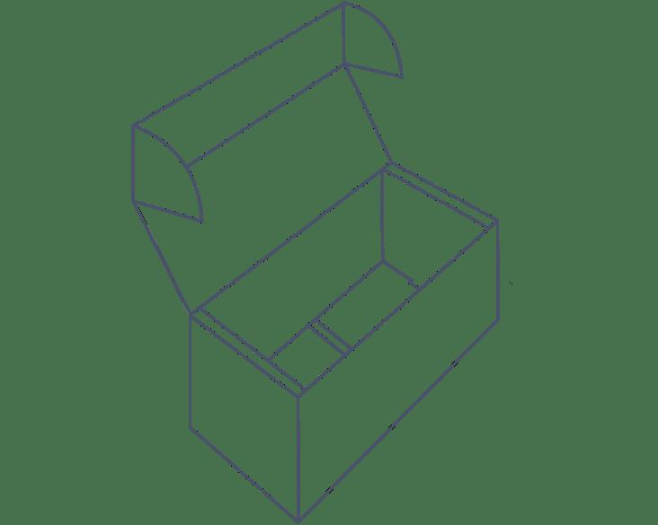 FEFCO 0471 E-Commerce Karton