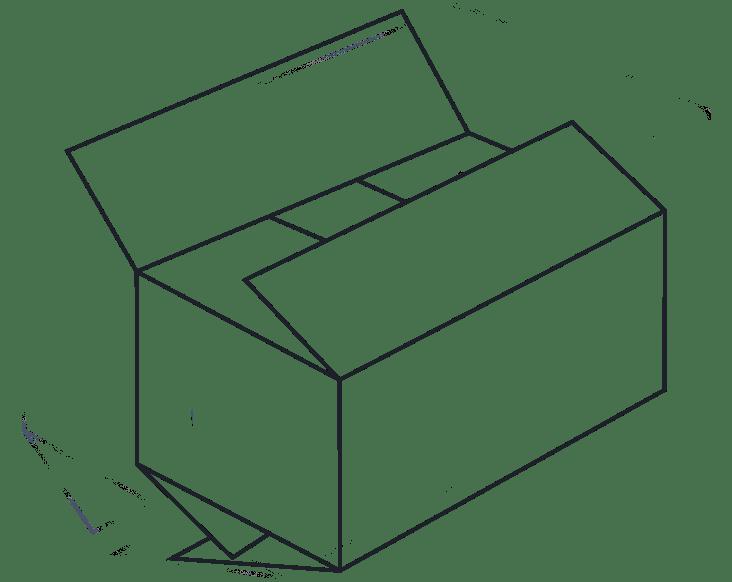 FEFCO 0202 Warensendung Karton