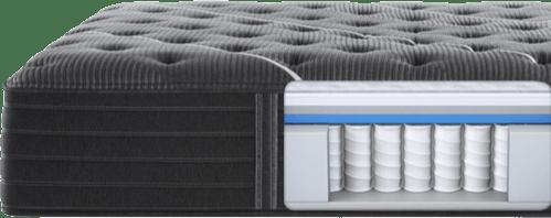 Beautyrest Black C-Class Medium (Cooling Upgrade) mattress layers