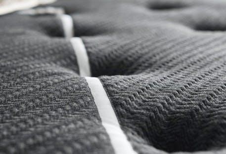 Beautyrest mattress closeup of the top
