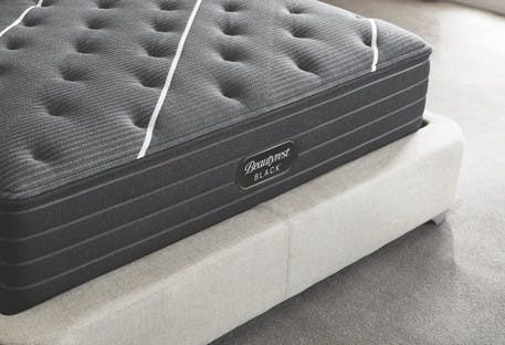 Beautyrest Mattress at an angle