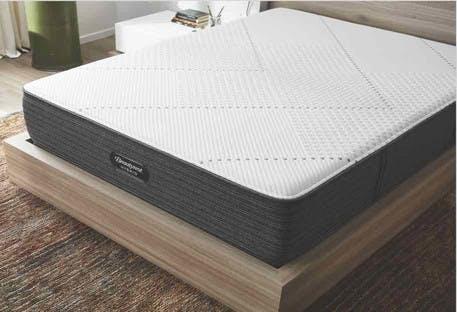 Beautyrest mattress at an angle