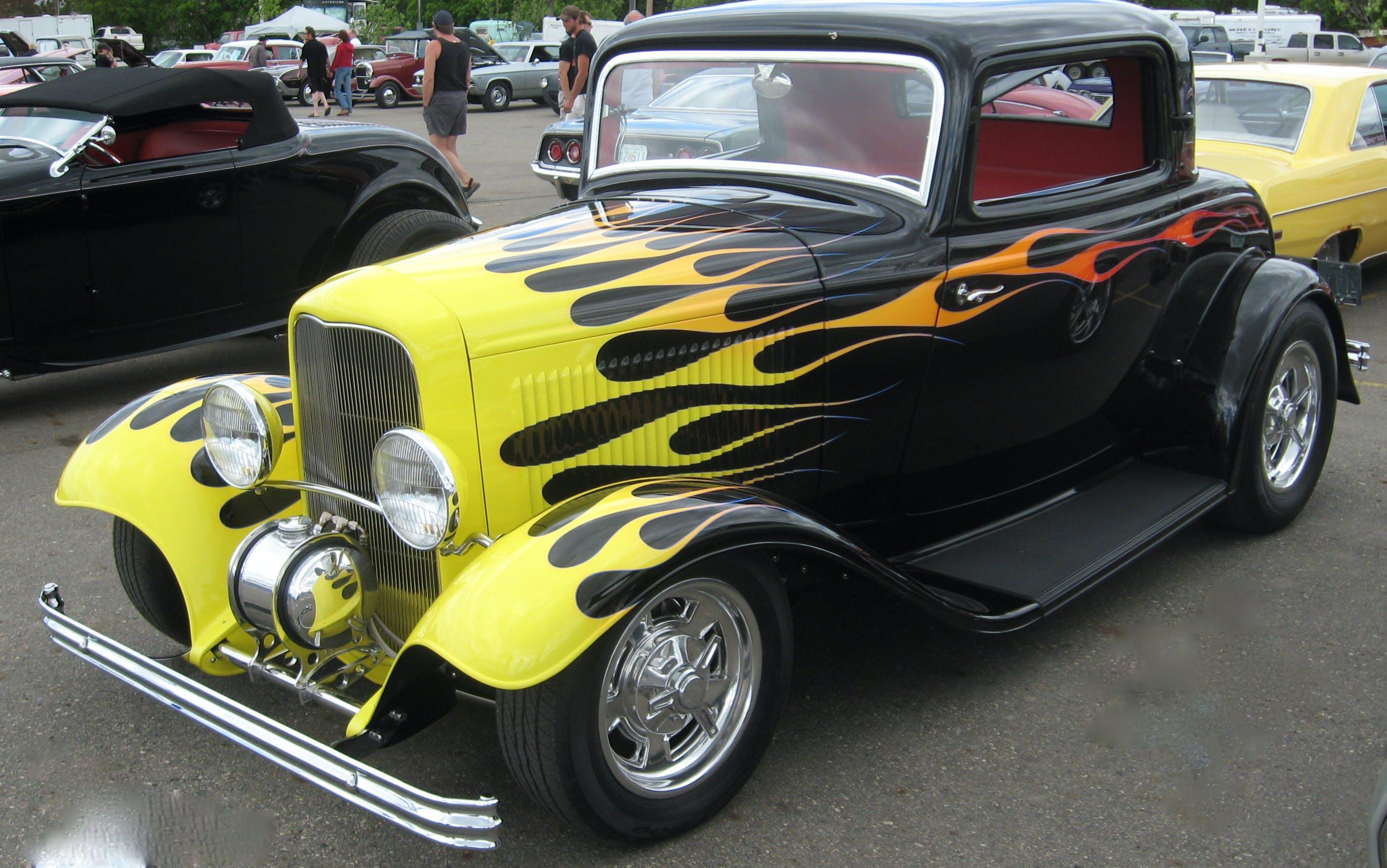 Classic Hot Rod