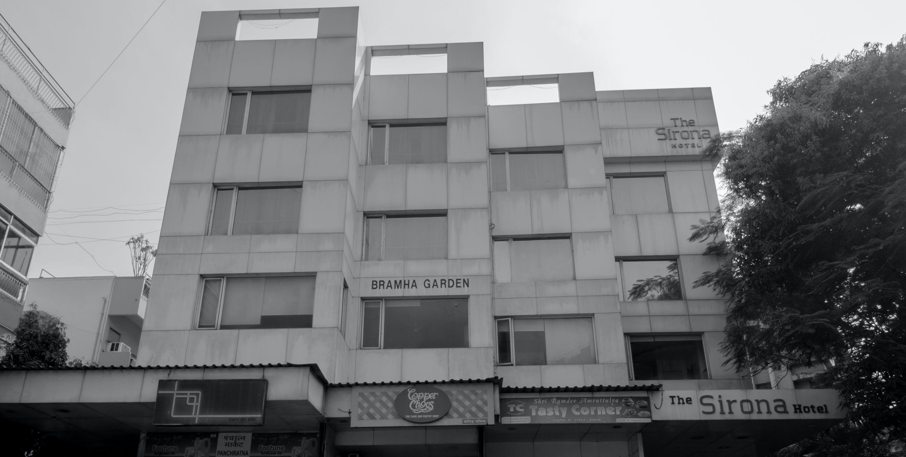 Bramha Garden Residential