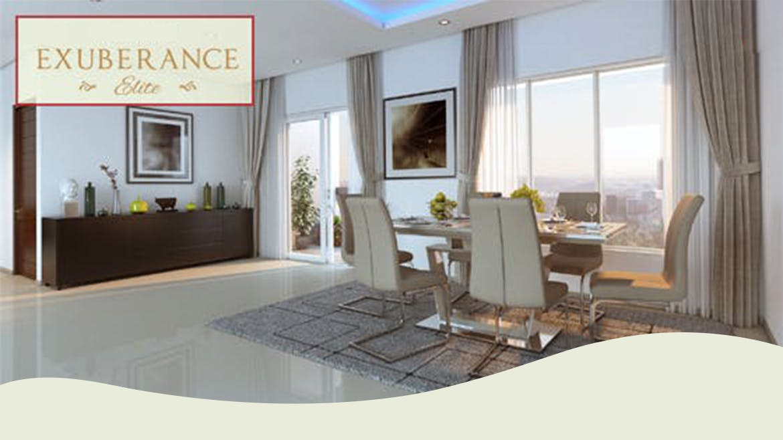 Exuberance Elite Luxury Apartments In Pune