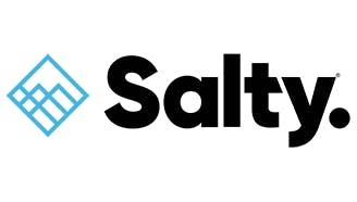 Salty company logo