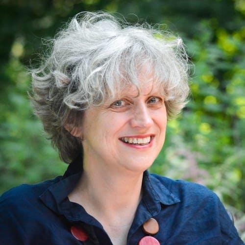 Headshot of Brandeis Climate Change course Professor, Sabine von Mering