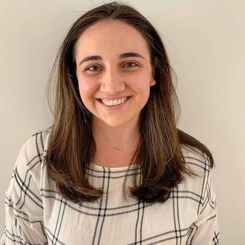 Headshot of Gianna who is a Global Health mentor