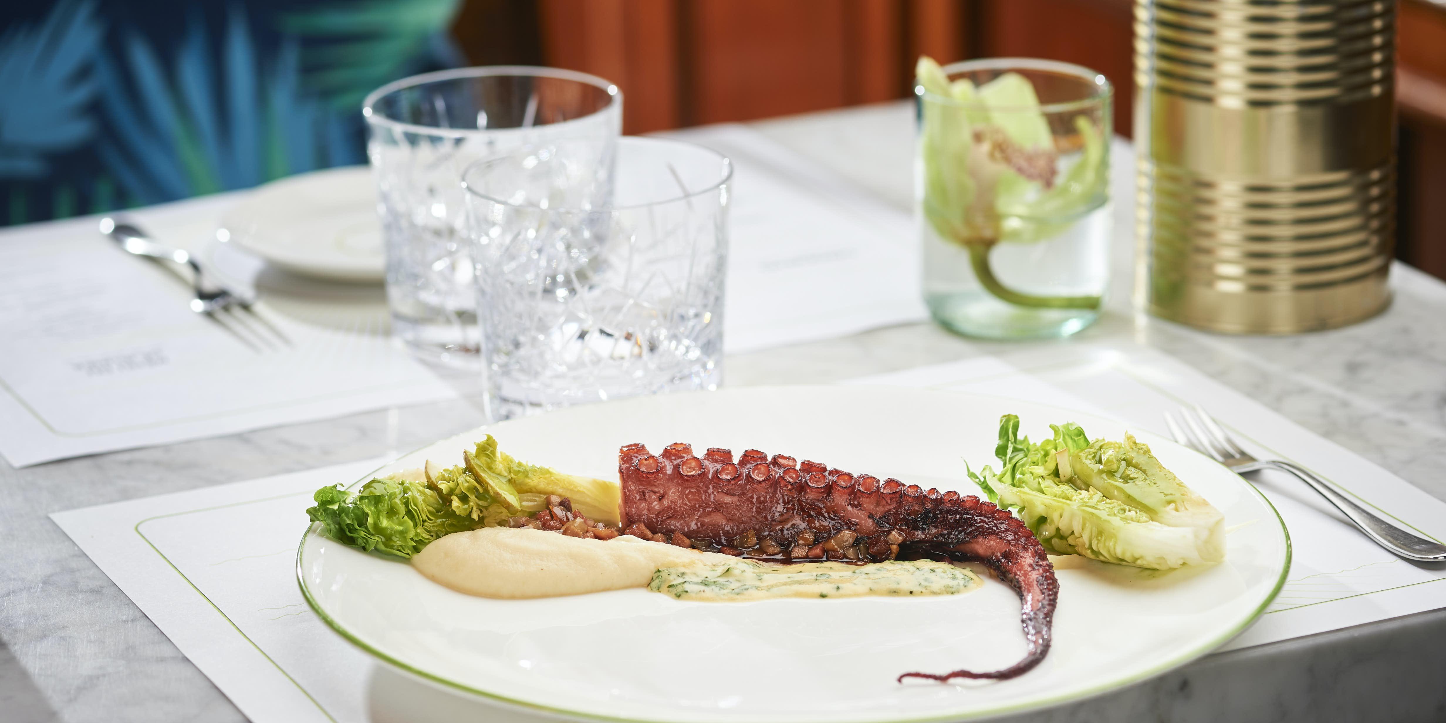 Eventlocation in München - Private Veranstaltungen mit moderner französischer Küche à la Tim Raue