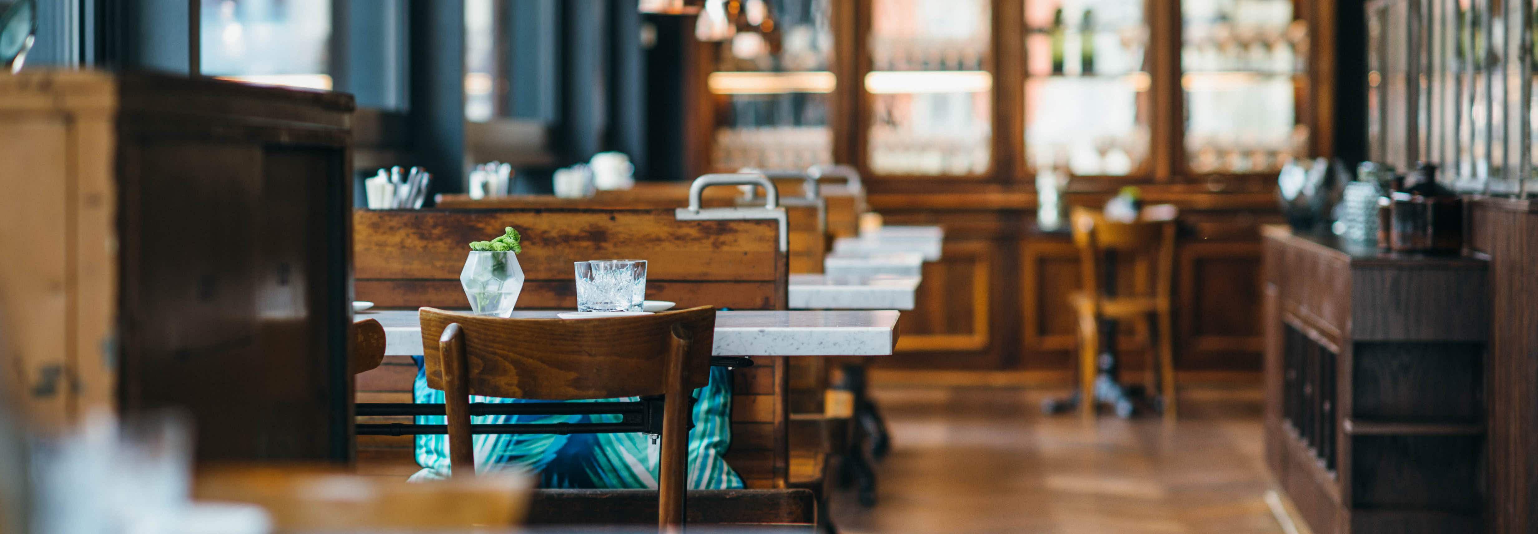 Brasserie Colette Konstanz - klassich-modern eingerichtete Brasserie
