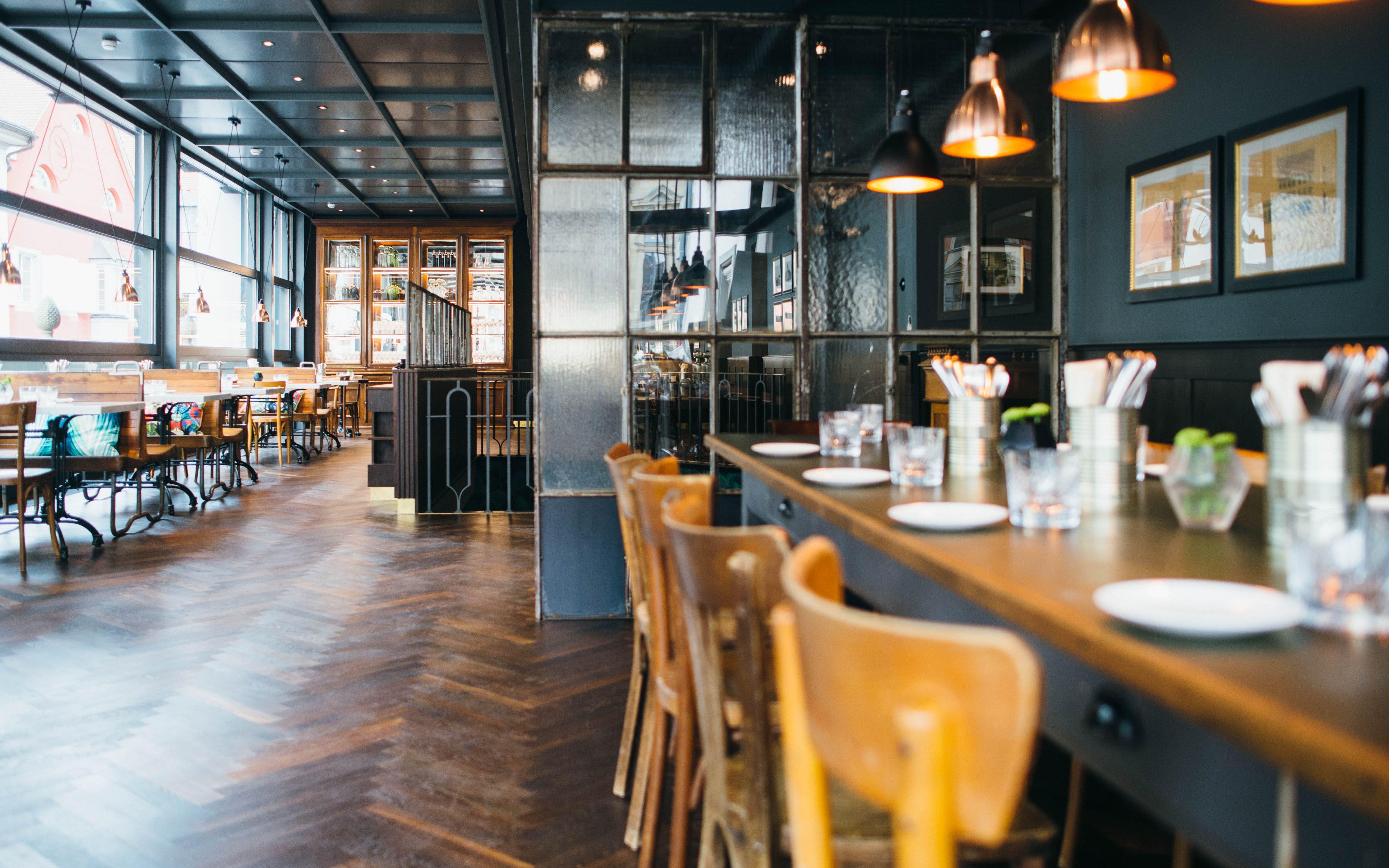 Eventlocation in Konstanz - Brasserie mit modernem französischen Flair